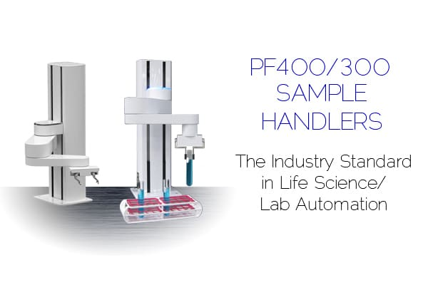 Precise Automation Microplate And Tube Handling Robotics Atlantic