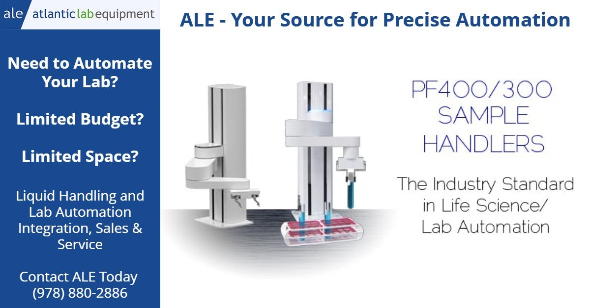 ALE - Your Source for Precise Automation Sample Handler Robots and Integration